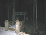 山雪の神社・神隠し編